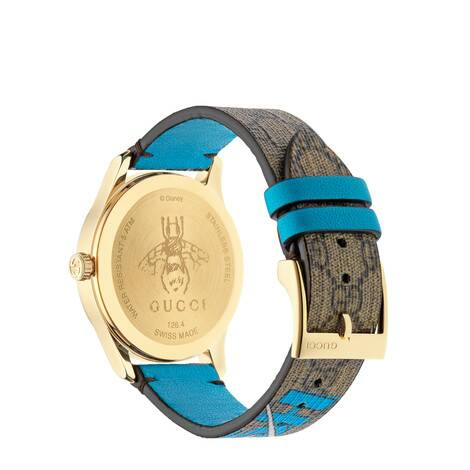 Disney x Gucci G-Timeless系列腕表,38毫米