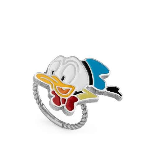 Disney x Gucci唐老鸭戒指