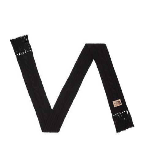 The North Face x Gucci联名系列羊毛围巾