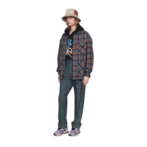GG Denim系列牛仔裤