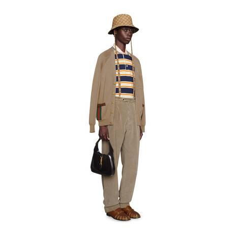 常规版型灯芯绒长裤