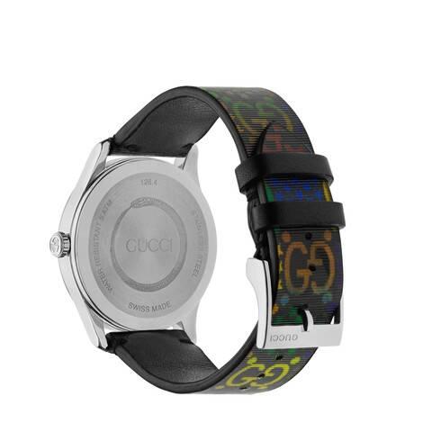 魔幻跳跳糖系列G-Timeless系列腕表,38毫米