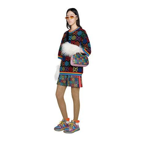 魔幻跳跳糖系列羊毛提花上衣