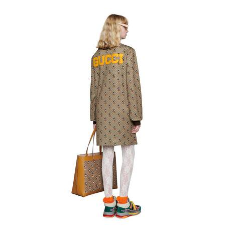 Disney x Gucci针织连衣裙
