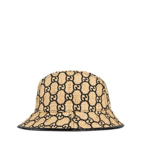 饰蛇皮 GG 软呢帽