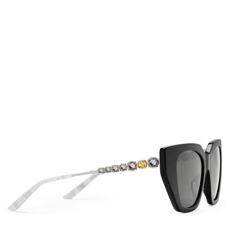 猫眼造型太阳眼镜