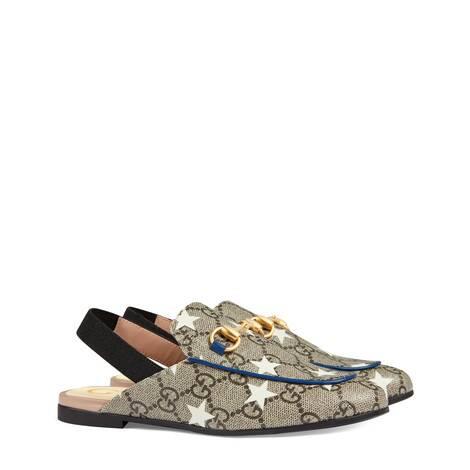 Princetown系列儿童GG星星印花拖鞋