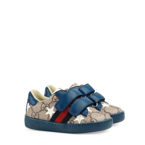 Ace系列幼童GG星星印花运动鞋