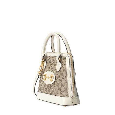 Gucci 1955马衔扣小号手提包