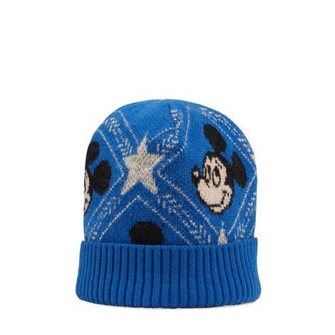 Disney x Gucci羊毛提花帽