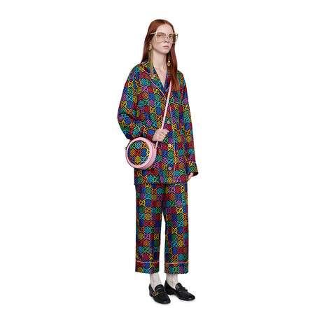 魔幻跳跳糖系列睡衣风长裤