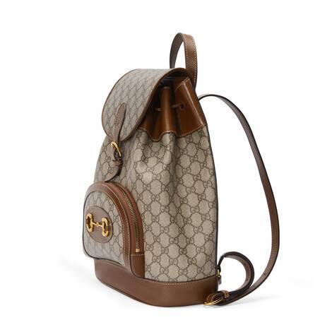 Gucci 1955马衔扣背包