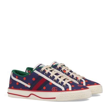 Gucci Tennis 1977女士运动鞋
