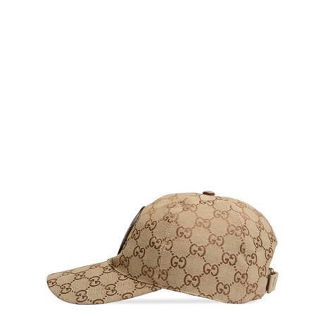 GG 帆布棒球帽