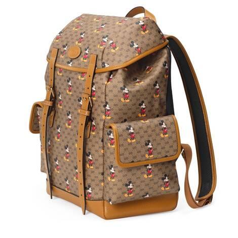 Disney x Gucci中号背包