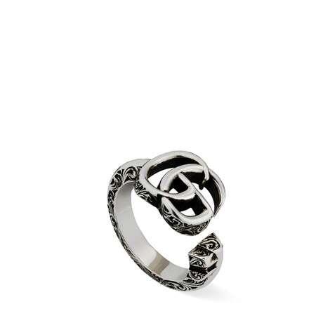 双G钥匙戒指