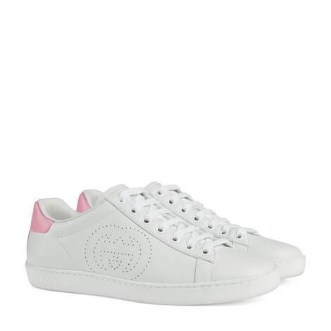 Ace系列女士互扣式双G运动鞋