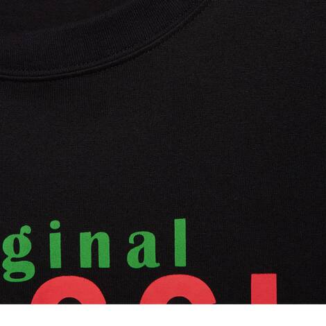 """Original Gucci""印花超大造型T恤"