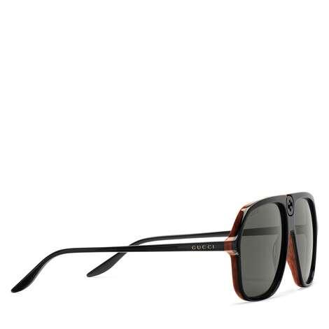 醋纤飞行员太阳眼镜