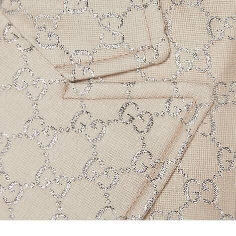 轻质GG金银丝线夹克
