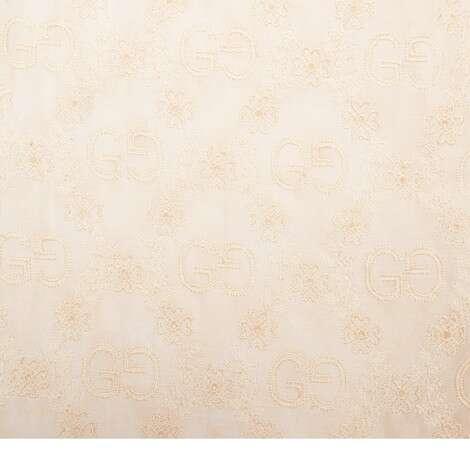 GG刺绣棉质短裤