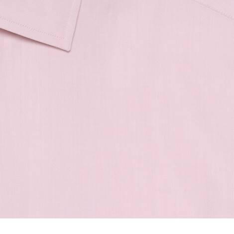 饰GG刺绣棉质衬衫