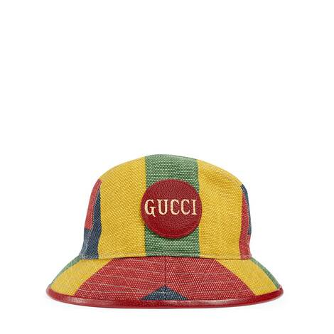 Baiadera宽条纹渔夫帽