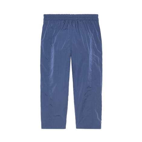 儿童织带尼龙长裤