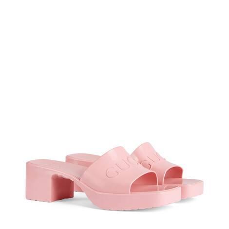 女士橡胶拖鞋
