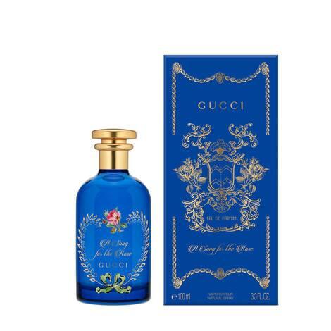 古驰炼金士花园系列瑰丽颂香水100毫升