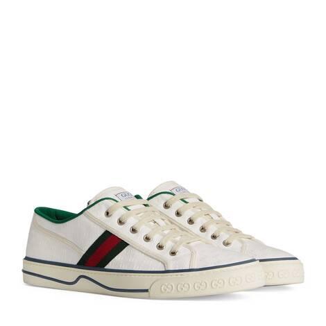 Gucci Tennis 1977系列男士运动鞋
