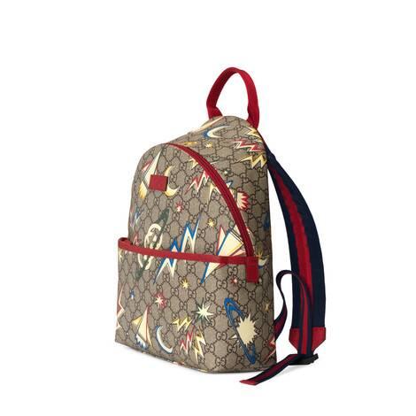 儿童GG太空印花背包