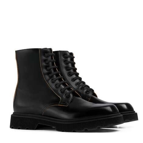 男士双G靴子