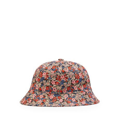 Liberty London印花帆布渔夫帽