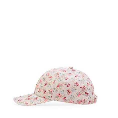 Liberty London印花帆布棒球帽
