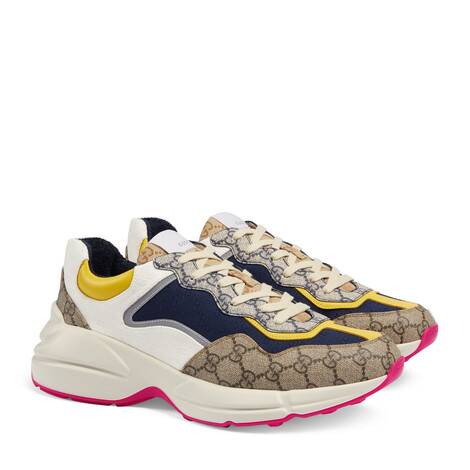 Rhyton系列男士GG运动鞋