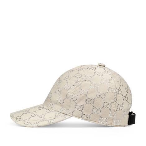 GG金银丝线棒球帽