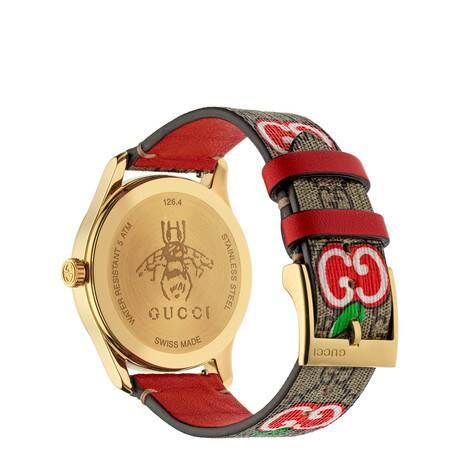 七夕情人节特别款G-Timeless系列腕表,38毫米