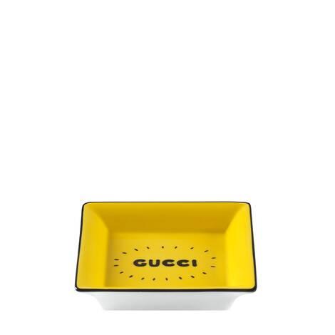 Disney x Gucci方形首饰托盘