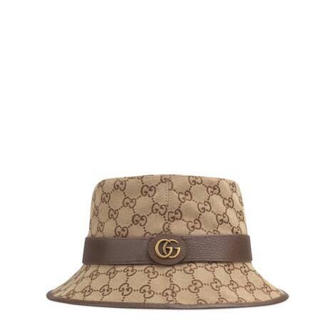 GG 帆布渔夫帽