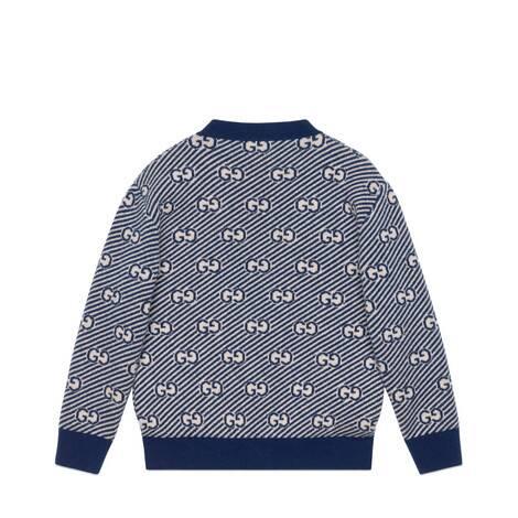 儿童GG羊毛开衫