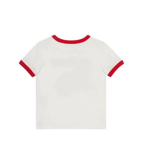 儿童小猫印花棉质T恤