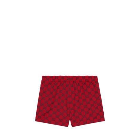 儿童GG帆布短裤
