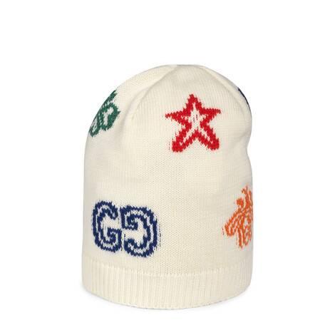 儿童GG标识帽子