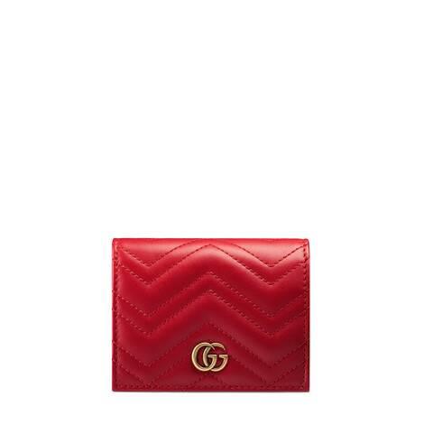 GG Marmont系列卡包