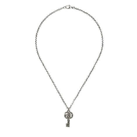 双G钥匙项链