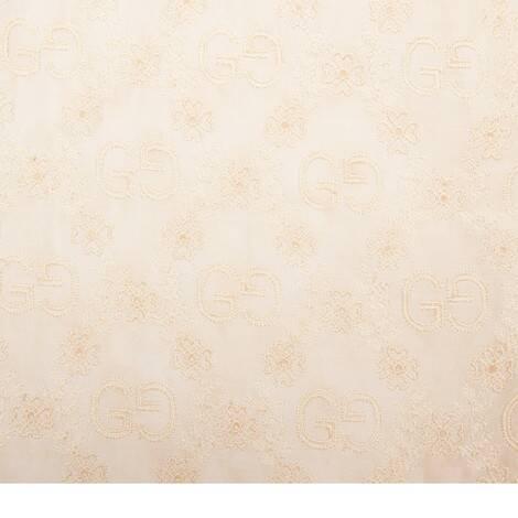 GG刺繡棉質短褲