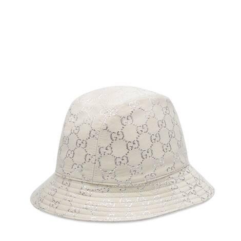 GG金銀絲線漁夫帽