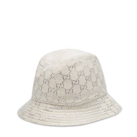 GG金银丝线渔夫帽