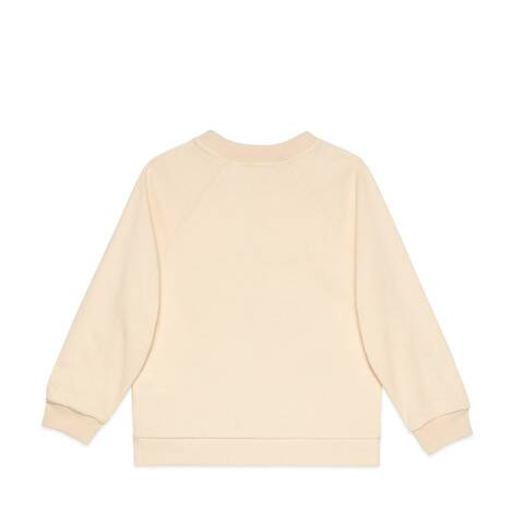 儿童Gucci印花棉质卫衣